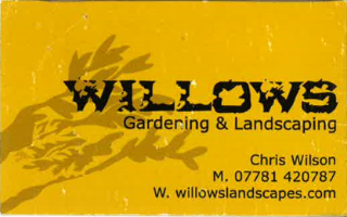 Willows Garden & Landscaping & Artificial Grass